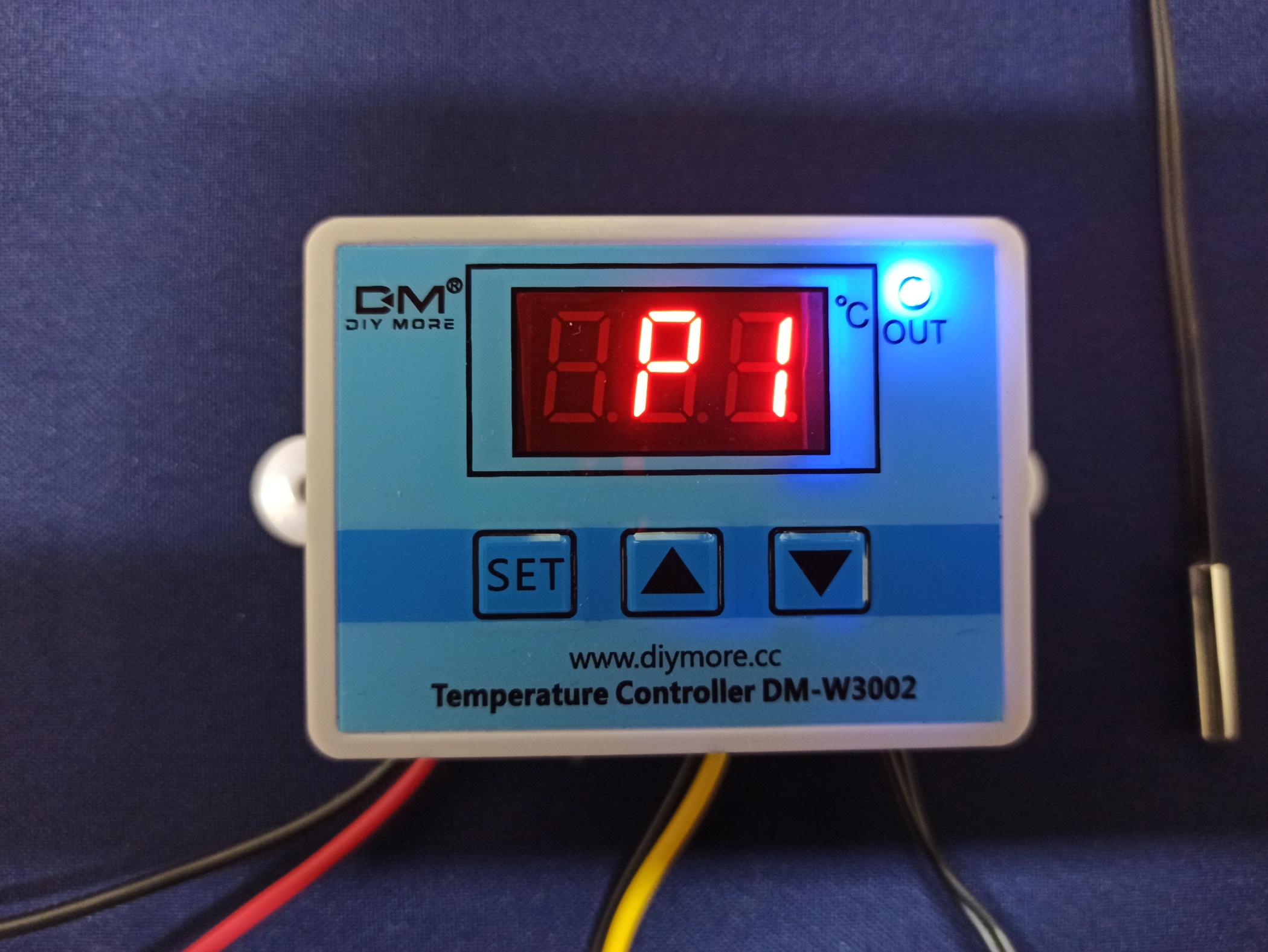 Электронный термостат