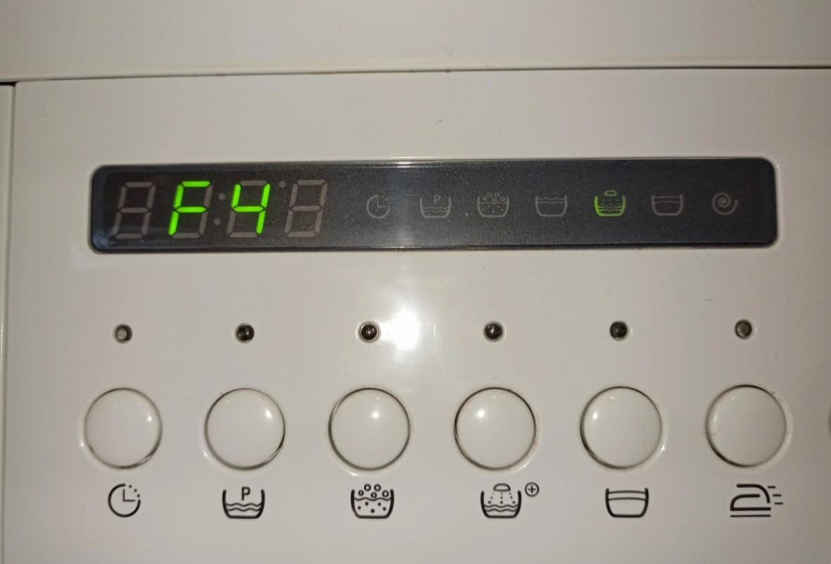 неисправность сливного насоса стиральной машины