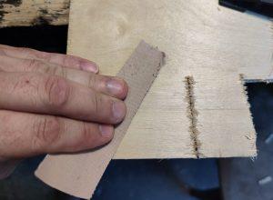 Как пилить фанеру, чтобы пилочка не поднимала древесные волокна