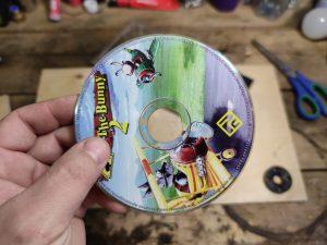 Шлифовальный круг своими руками из компакт-диска